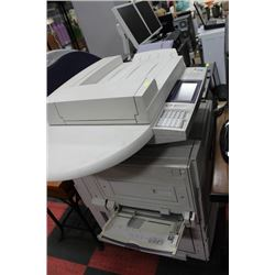 XEROX  PRINT/ COPY/ SCAN AND EMAIL COPY MACHINE