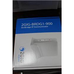 2 GIG BRIDGE IP COMMUNICATOR RETAILS FOR 99.99