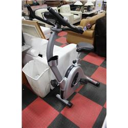 FITNESS CLUB EXERCISE BIKE, DIGITAL CONTROLS