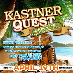 THANK YOU FOR ATTENDING KASTNER AUCTIONS. ALL