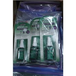 BOX OF MONTER BRAND SCREENCLEAN SPRAY