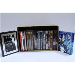 BOX W/ 12 SPECIAL EDITION SERIES & TRILOGY