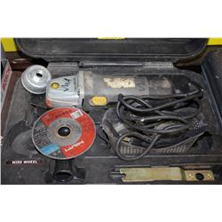 McCULLOCH GRINDER POWER KIT IN CASE (WORKING)