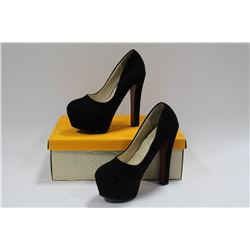 """NEW """"THBOXES"""" LADIES BLACK SHOES - SIZE 6.5"""