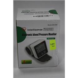 INTELLISENSE ELECTRONIC BLOOD PRESSURE MONITOR