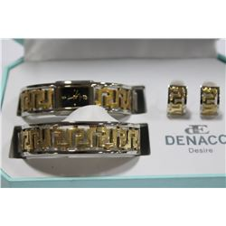 DENACCI LADIES WATCH GIFTSET
