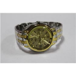 NEW MENS STAINLESS STEEL WATCH ON CHOICE