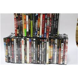 BUNDLE OF 10 DVD MOVIES X5