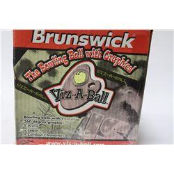 BRUNSWICK BOWLING BALL