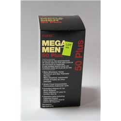 180 GNC MEGA MEN 50+ MULTI VITAMIN CAPLETS