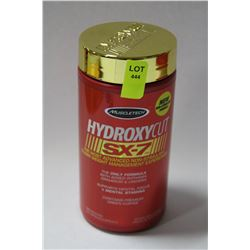 70 HYDROXY CUT XS7 WEIGHT MANAGEMENT CAPSULES
