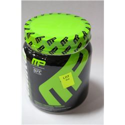 1 LB OF MUSCLE PHARM MUSCLE REBUILDER