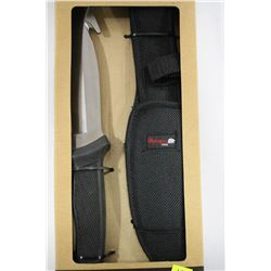 NEW OLYMPIA 30178 PKH HUNTING KNIFE W CASE
