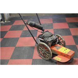 6.5HP GAS PROFESSIONAL WEED EATER