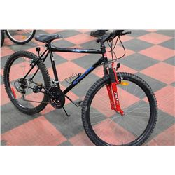 CCM 21 SPD MOUNTAIN BIKE WITH FRONT SUSPENSION