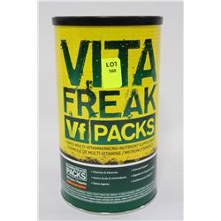 CONTAINER W 35 PACKS OF VITA FREAK HYBRID MULTI