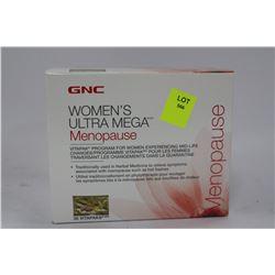 BOX W 30 VITA PACKS WOMENS ULTRA MEGA MENOPAUSE