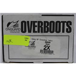 BOX WITH ON GUARD OVER BOOTS PREMIUM PROTECTION