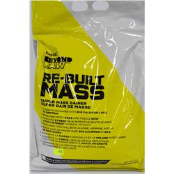 5.44KG BAG OF REBUILD MASS SUPER MASS GAINER