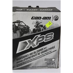 CANAM XPS SUMMER GRADE MAINTENANCE OIL
