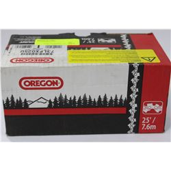 OREGON 25' CHAINSAW CHAIN