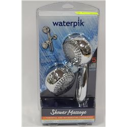WATERPIK 5 SPRAY SETTING SHOWERHEAD