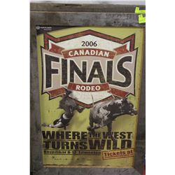 2006 CANADIAN FINALS RODEO