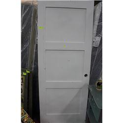 2 PASSAGE DOORS