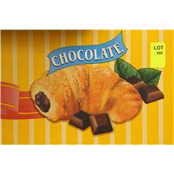 CASEOF LORA CHOCOLATE FILLED CROISSANTS