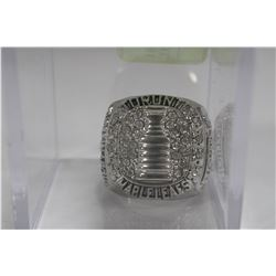 TORONTO MAPLE LEAFS TIM HORTON CUP RING - REPLICA