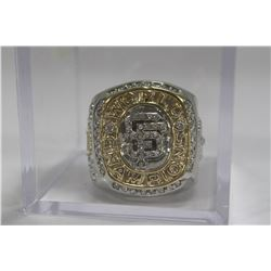 SAN FRANCISCO GIANTS WORLD SERIES RING - REPLICA