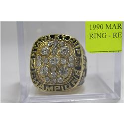 1990 MARK MESSIER STANLEY CUP RING - REPLICA