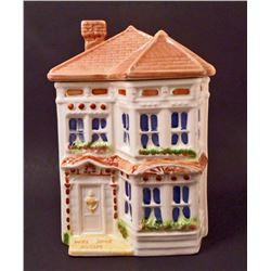AVON HOUSE COOKIE JAR