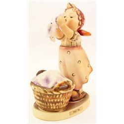 "VINTAGE HUMMEL ""WASH DAY"" FIGURINE"
