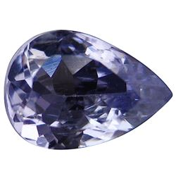 0.62 CT UNHEATED TANZANITE