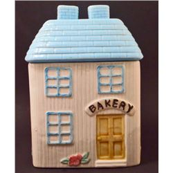 BAKERY COOKIE JAR