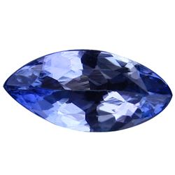 0.43 CT UNHEATED TANZANITE