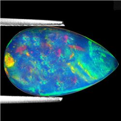 1.99 CT RAINBOW PATCHWORK WELO OPAL