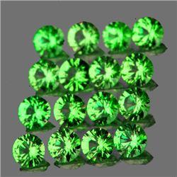LOT OF 1.05 CTS OF GREEN TSAVORITE GARNET
