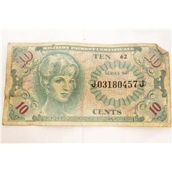 VIET NAM ERA MILITARY FRACTIONAL CURRENCY