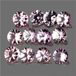 LOT OF 1.06 CTS OF DIAMOND CUT PINK SAPPHIRES
