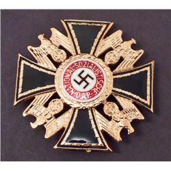 GERMAN NAZI ORDER OF THE DEAD BADGE