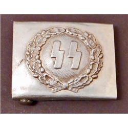 GERMAN NAZI BELT BUCKLE