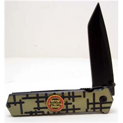 UNITED MARINE RECON ASSISTED TANTO FOLDING KNIFE