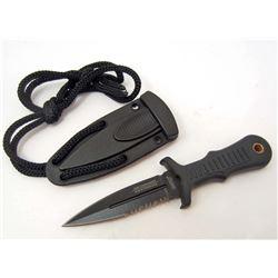SUB COMMANDER MINI BOOT KNIFE W/ SHEATH