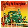 Image 1 : A Day at Disneyland 45rpm record.
