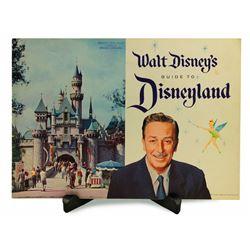 Disneyland guidebook for 1958