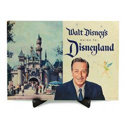 Disneyland guidebook for 1959