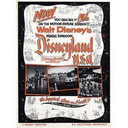 Disneyland U.S.A. featurette press kit.