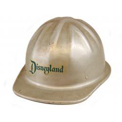 Disneyland cast member hard hat.
